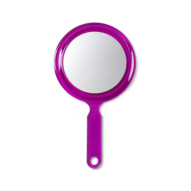 Round 2-Sided Hand Mirror