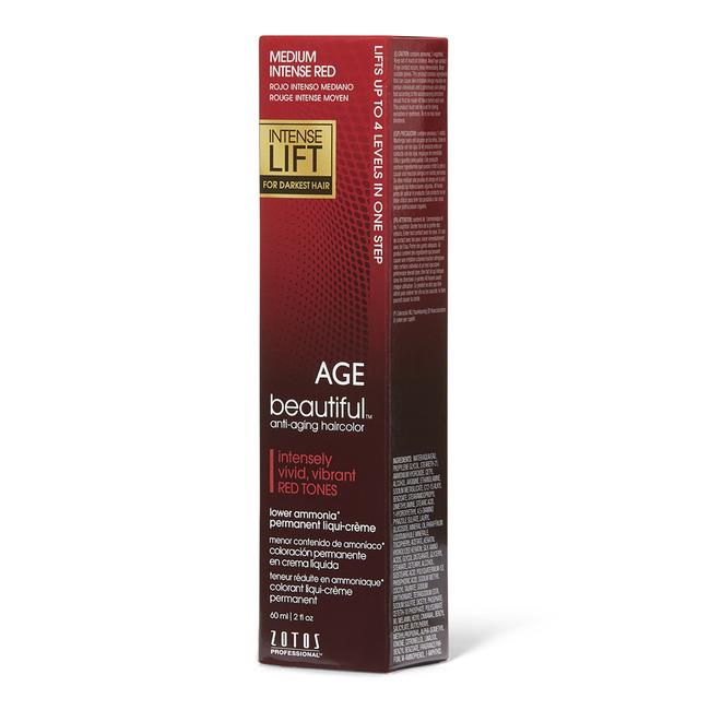 Intense Lift Medium Intense Red Permanent Liqui-Creme Hair Color
