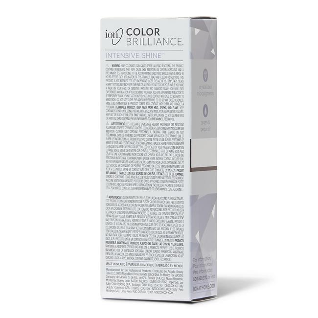 4NN Medium Intense Brown Permanent Liquid Hair Color