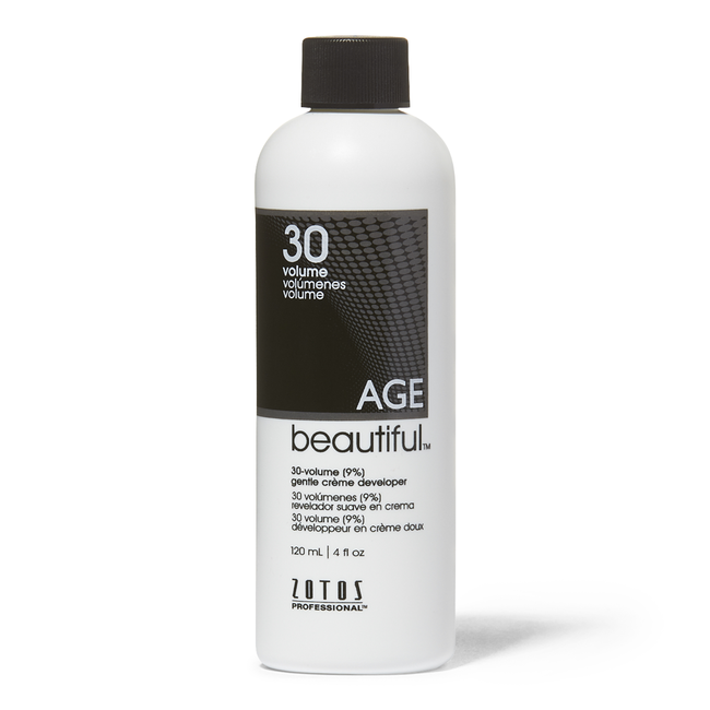 30 Volume Gentle Creme Developer 4 oz.