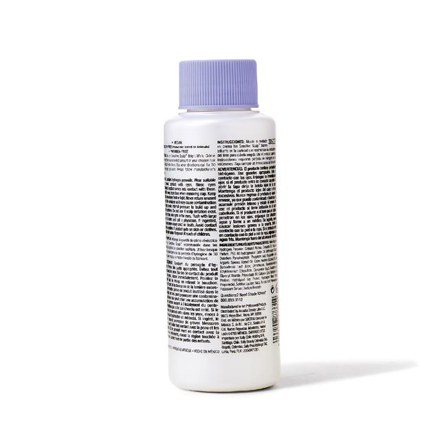 Bright White Sensitive Scalp Developer 30 Volume