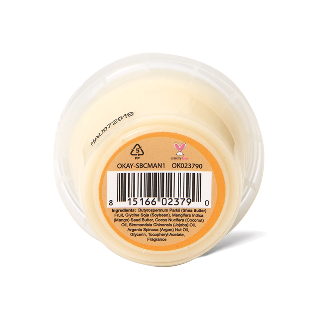 Shea & Mango Body Butter 1 oz