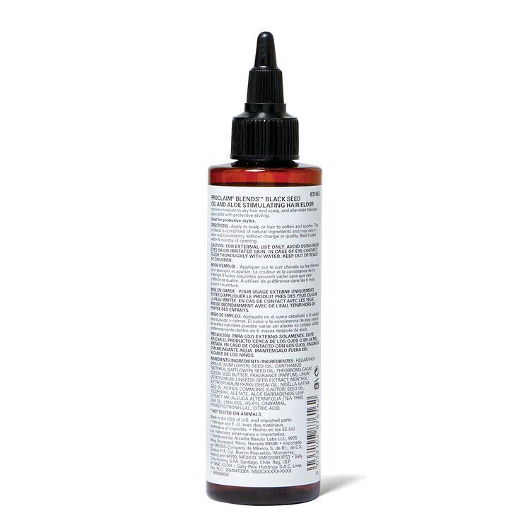 Black Seed Oil & Aloe Stimulating Hair Elixir