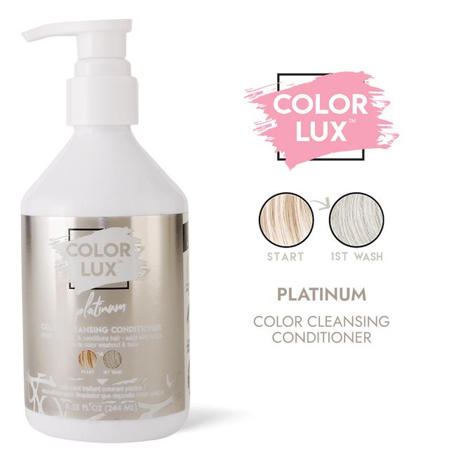 Color Cleansing Conditioner Platinum