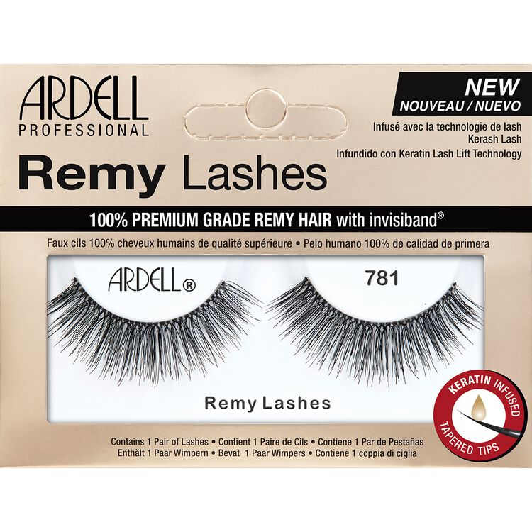 Remy #781 Lashes