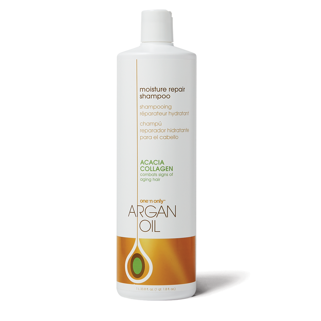Argan Oil Moisture Repair Shampoo 33.8 oz
