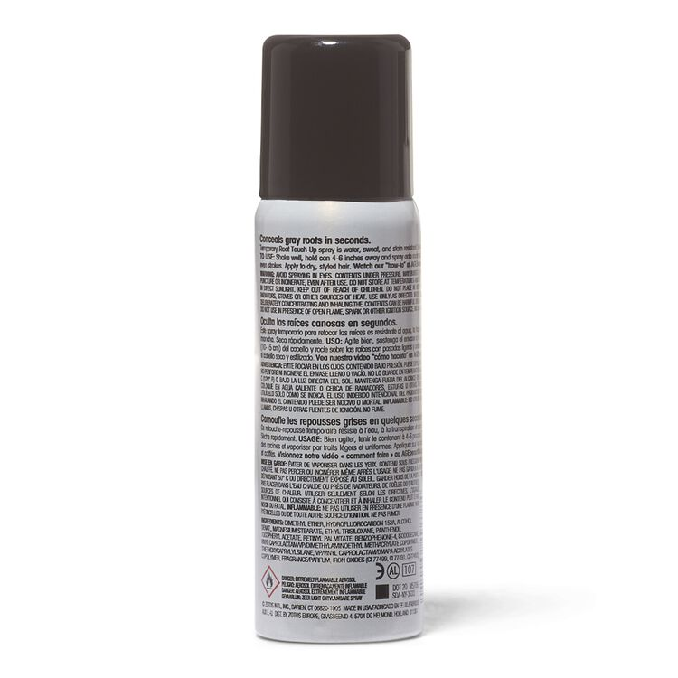 Light Golden Blonde Root Touch Up Spray Temporary Hair Color