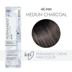 4C-HM Medium Charcoal Permanent Creme Hair Color