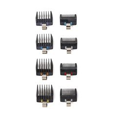 Universal Clipper Guide Comb Set 8 Pack
