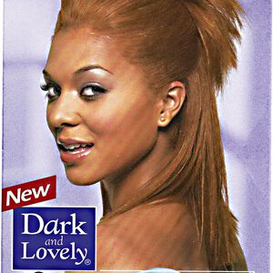 Dark and Lovely Color Honey Blonde