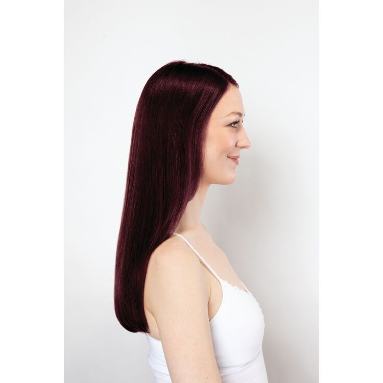 5RM Medium Red Mahogany Brown Permanent Liqui-Creme Hair Color