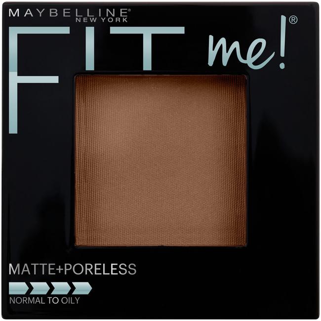 Fit Me Matte + Poreless Powder Mocha
