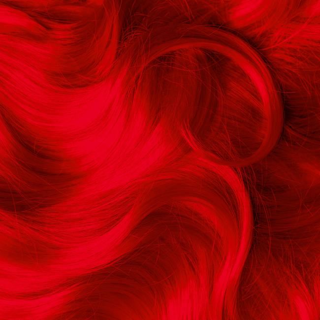 Manic Panic Semi-Permanent Hair Color Cream Wildfire