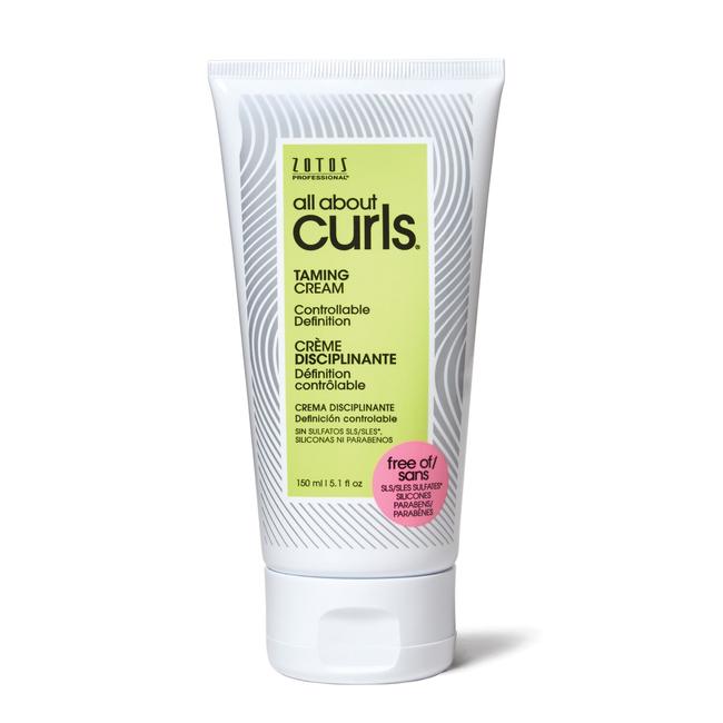 Curls Taming Cream