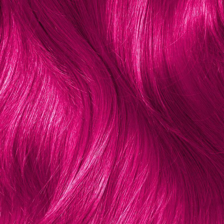 Magenta Semi Permanent Hair Color