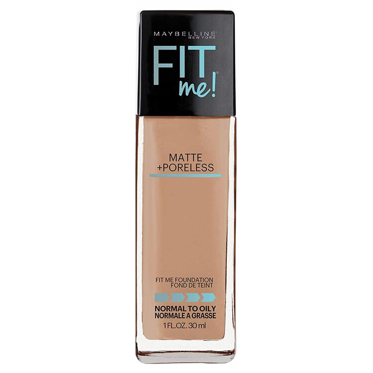 Fit Me Matte + Poreless Liquid Foundation Classic Beige