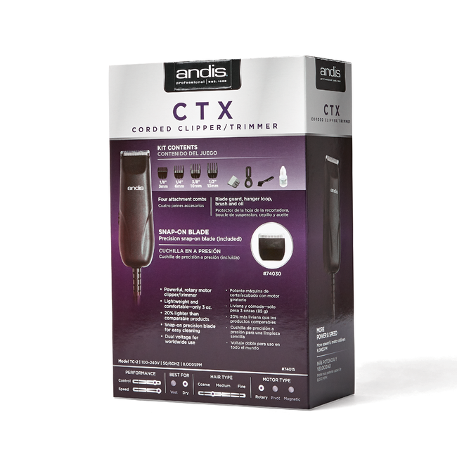 CTX Clipper/Trimmer