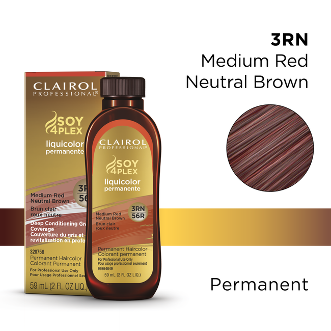 Clairol Pro Liquicolor 56R Cinnamon