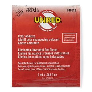 Unred Hair Color Additive