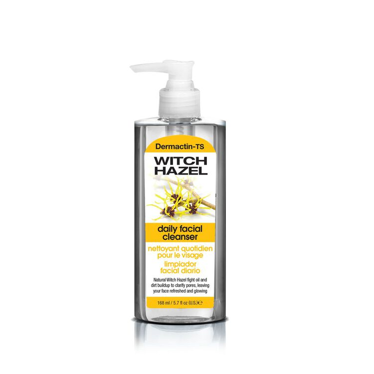 Daily Facial Cleanser Witch Hazel