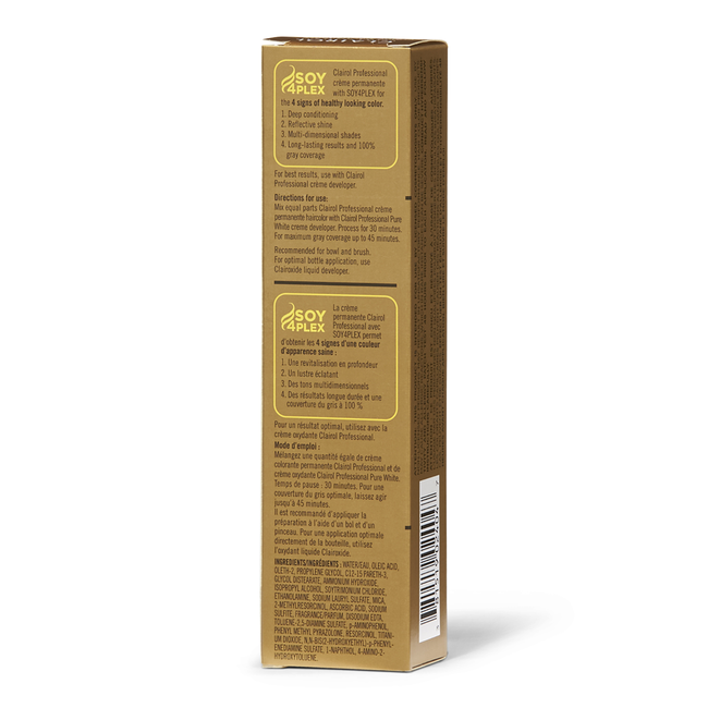 Clairol Pro Creme 7G Medium Golden Blonde