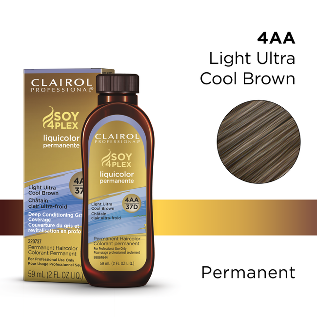 Clairol Pro Liquicolor 37D Iced Brown