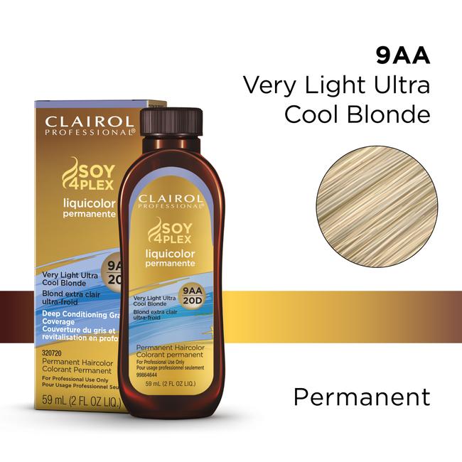Clairol Pro Liquicolor 20D Artic Blonde