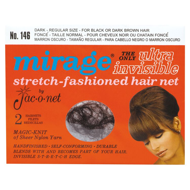 Mirage Ultra Invisible Hair Net
