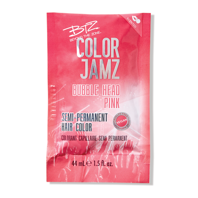 Color Jamz Singles Bubble Head Pink