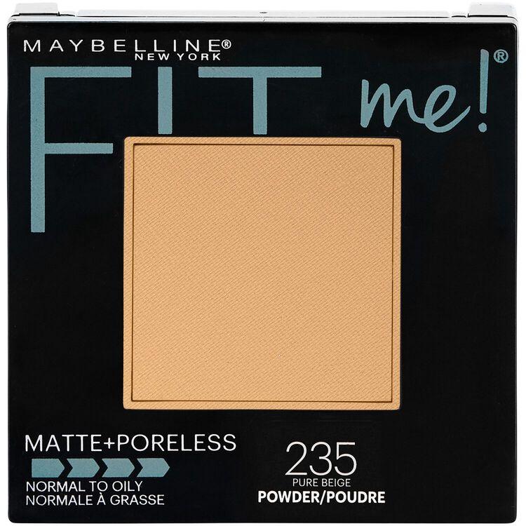 Fit Me Matte + Poreless Powder Pure Beige