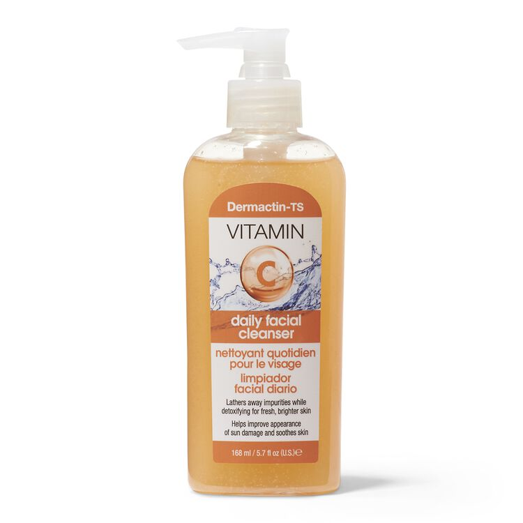 Daily Facial Cleanser Vitamin C