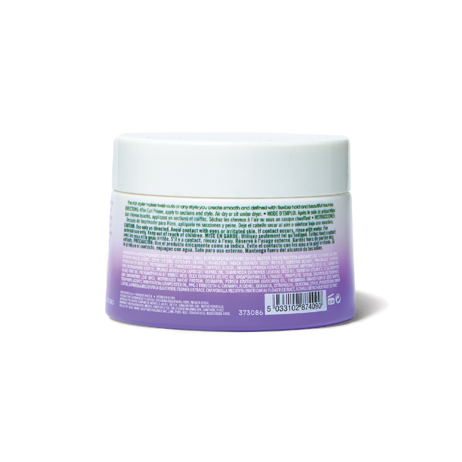 Curl Smoothing Pudding