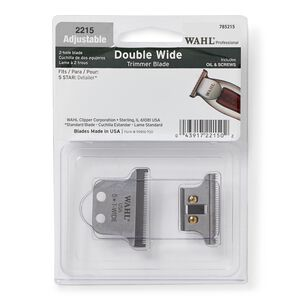 Detailer Double Wide Trimmer T-Blade
