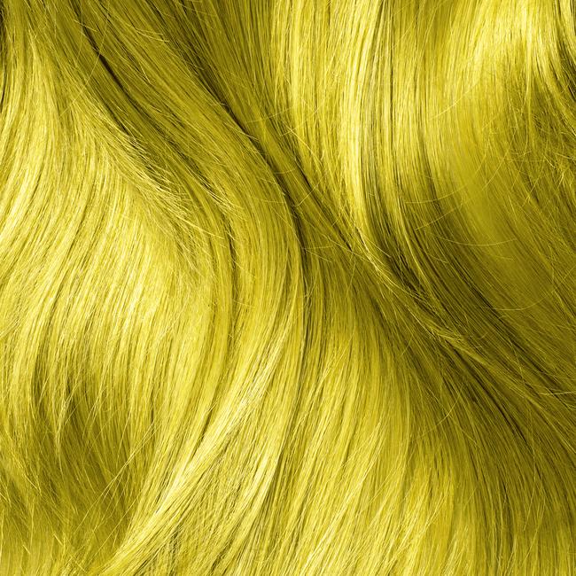 Lemon Semi Permanent Hair Color