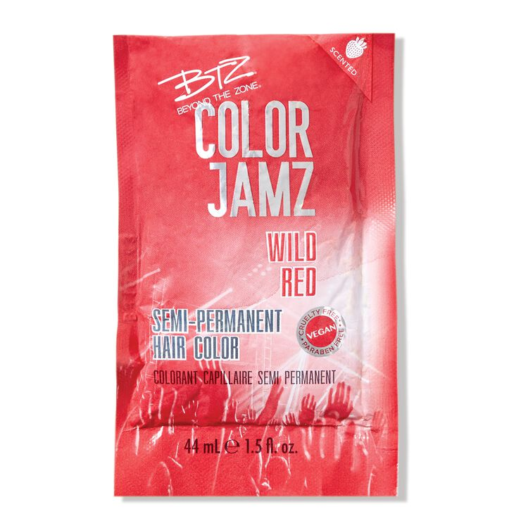 Color Jamz Singles Wild Red