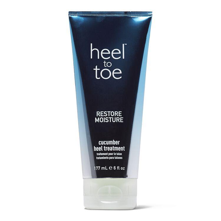 Cucumber Heel Treatment