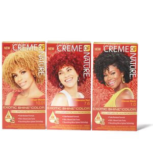 Exotic Shine Permanent Hair Color