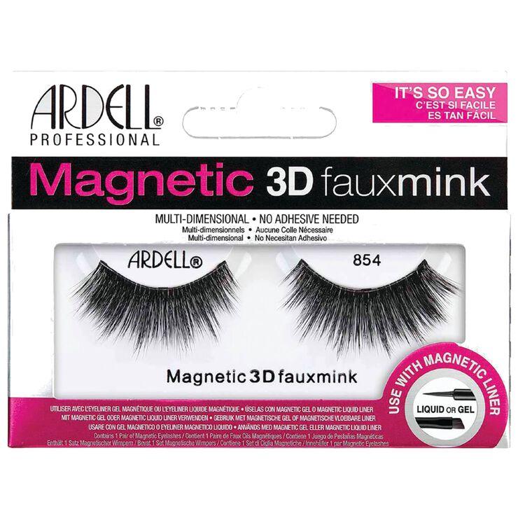 Magnetic 3D Faux Mink #854 Lashes