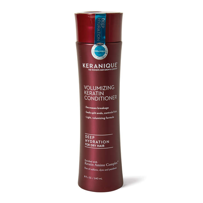 Deep Hydration Volumizing Keratin Conditioner