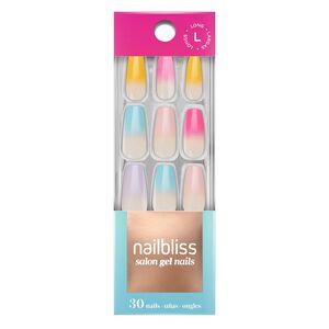 Color Run Gel Nail Kit