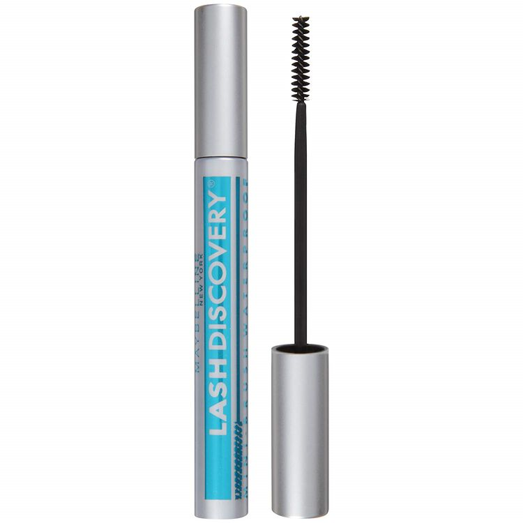 Lash Discovery Mini-Brush Waterproof Mascara Very Black