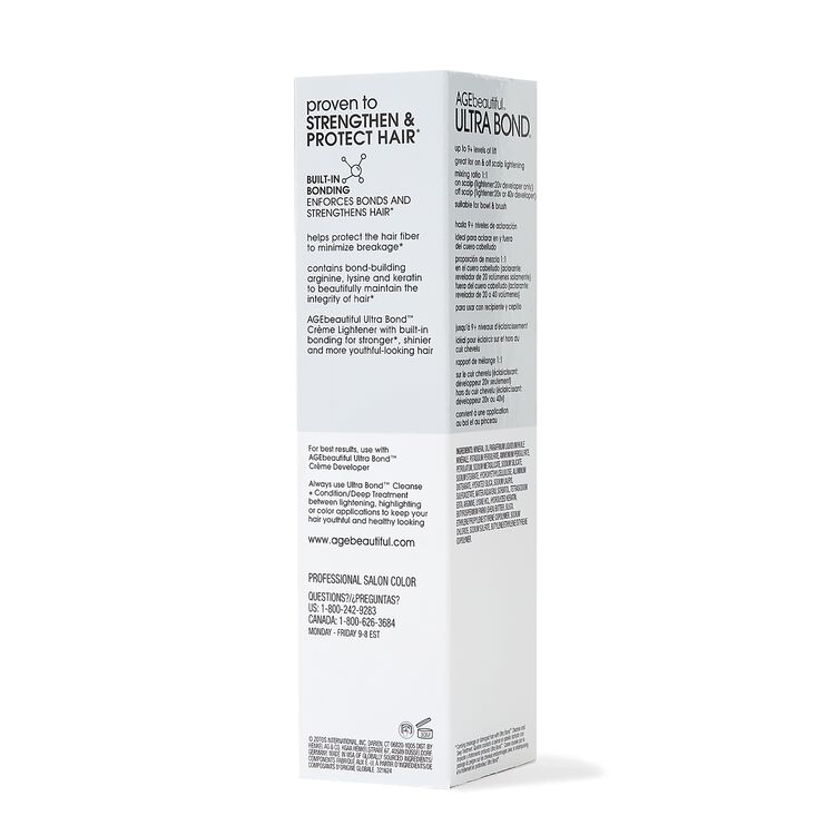 Ultra Bond Crème Lightener 2oz.