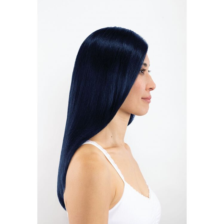 3B Darkest Blue Permanent Liqui-Creme Hair Color