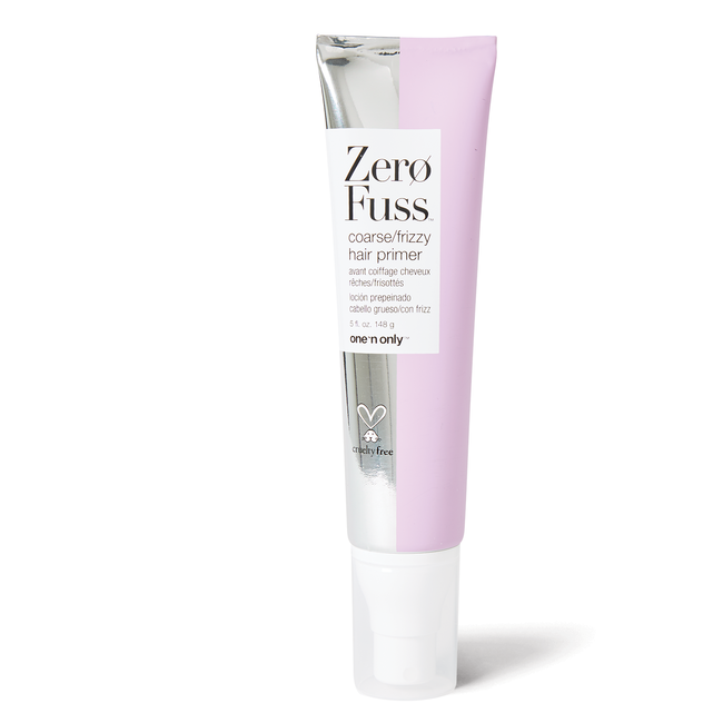 Coarse to Frizzy Hair Primer