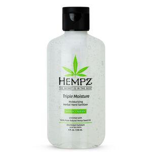 Triple Moisture Hand Sanitizer 8 oz