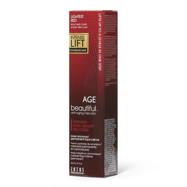 Intense Lift Permanent Liqui-Creme Hair Color Lightest Red