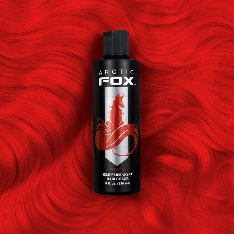 Poison Semi Permanent Hair Color4 oz.