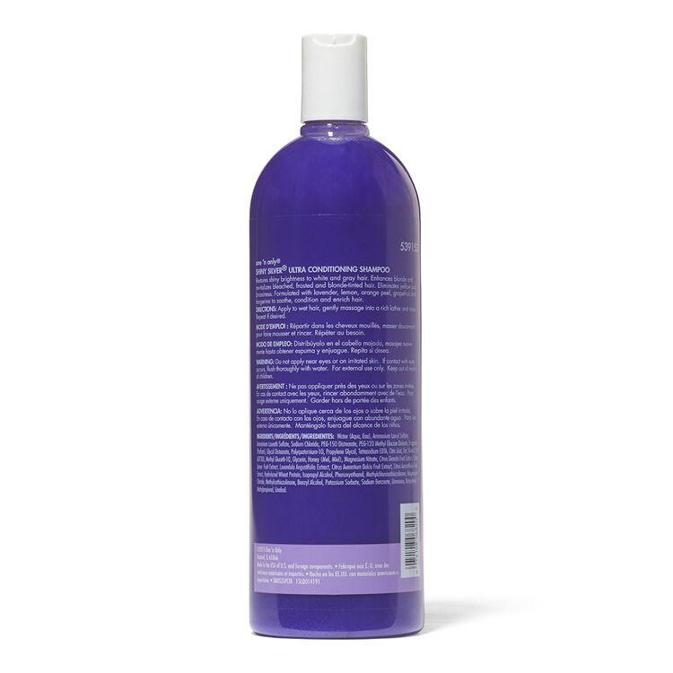 Shiny Silver Ultra Conditioning Shampoo 33.8 fl. oz.