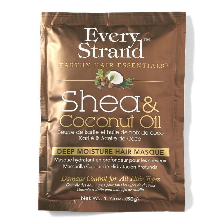 Shea & Coconut Oil Packette Hair Masque