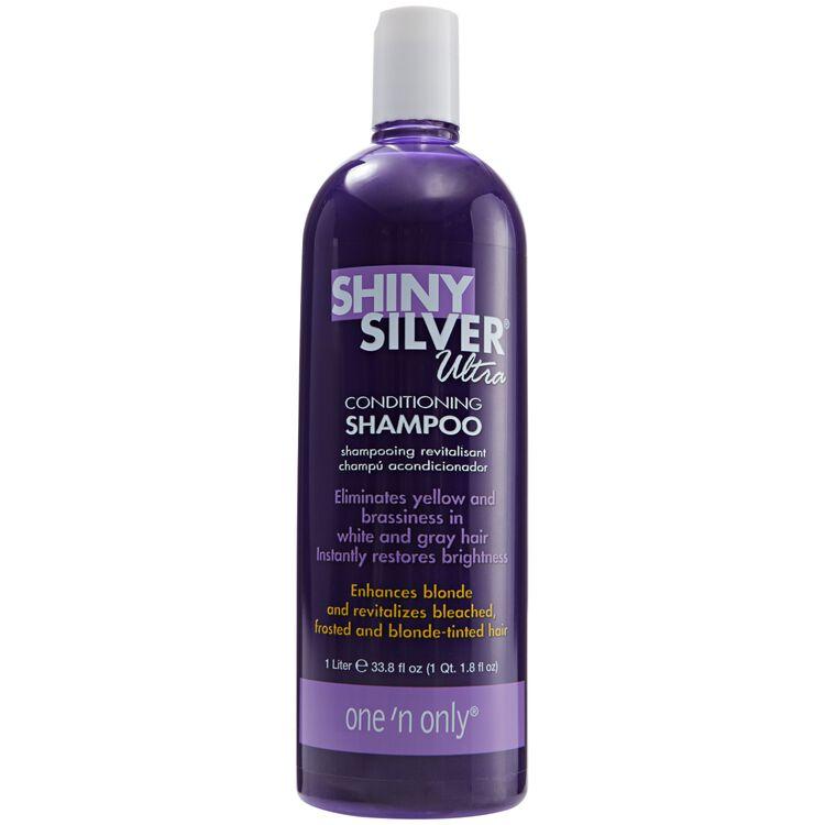 Shiny Silver Ultra Conditioning Shampoo